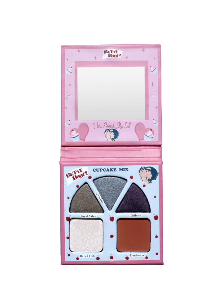 Cupcake Mix Face Palette